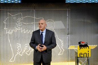 Claudio Descalzi tra i ceo 'più potenti' nel Medio Oriente