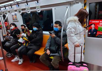Virus Cina, si trasmette più facilmente del previstoPechino chiude la Città Proibita