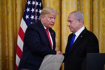 Medioriente, Trump presenta 'Accordo del secolo' per la pace