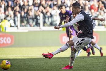 Serie A, la Juve manda al tappeto la Fiorentina/Tabellino