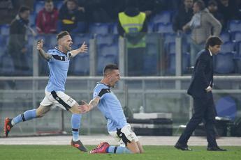 Lazio-Inter 2-1, Juve sola in vetta /I risultati