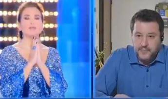 Barbara D'Urso cita Coelho, il male ha parlato tanto