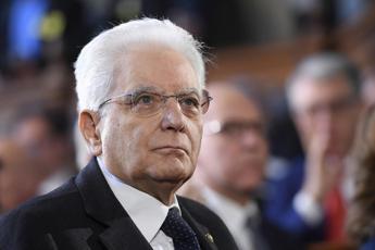 Mattarella ringrazia il Papa: Da lui parole di vita e speranza