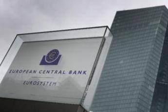 Bce: Massimo impatto pandemia nel secondo trimestre 2020