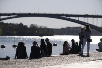 Coronavirus, oltre 4mila morti in Svezia