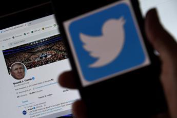 Social media, Trump's hold comes
