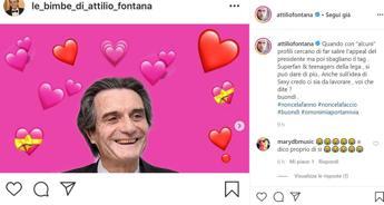 L'attore Attilio Fontana: Che incubo la mia omonimia!