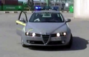 Fiumicino, finanziere trovato ferito in parcheggio caserma: è grave
