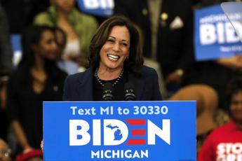 Joe Biden sceglie la sua vice: è Kamala Harris