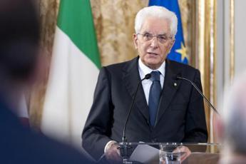 Covid, Mattarella: Indispensabile ristabilire clima fiducia