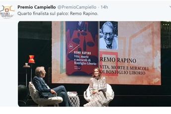 Campiello, Remo Rapino al lavoro per il suo terzo romanzo