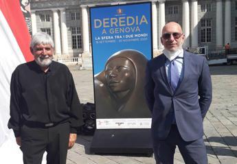 A Genova 'La sfera tra i due mondi', mostra diffusa nel cuore della città