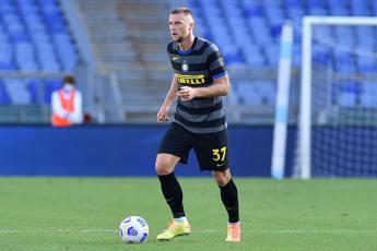Inter, Skriniar positivo al Covid