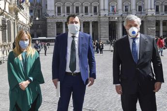 Salvini-Meloni-Tajani cambiano schema: candidati non politici per le città