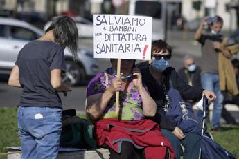 Questura Roma: Manifestanti senza mascherina saranno sanzionati