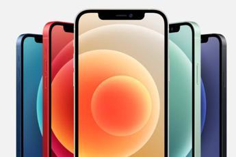 Apple presenta l'iPhone 12