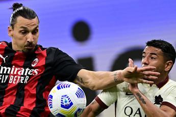 Milan-Roma 3-3, pari tra gol e spettacolo