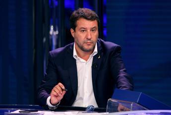 Salvini: Serve condono, se non lo fai in tempo di guerra...