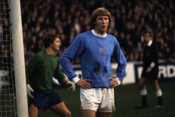 E' morto a 74 anni Colin Bell, leggenda del Manchester City