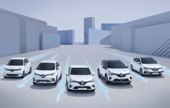 Renault rilancia in Italia con offerta 'Electric Mobility For You'