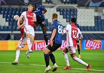 Champions, Atalanta-Ajax 2-2