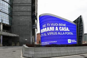 In Lombardia stop a uffici, cantieri e sport all'aperto