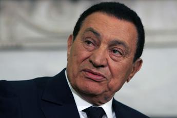 Egitto, morto Mubarak