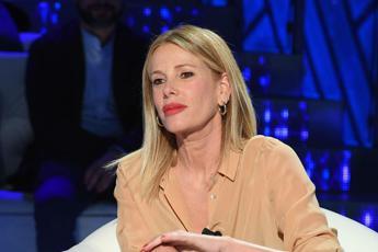 Alessia Marcuzzi: Io leggermente positiva