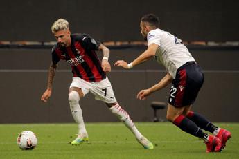 Milan chiude in bellezza, 3-0 al Cagliari
