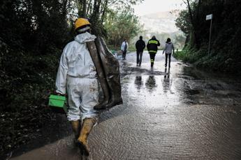 Frane in Abruzzo, crolla belvedere di Silvi