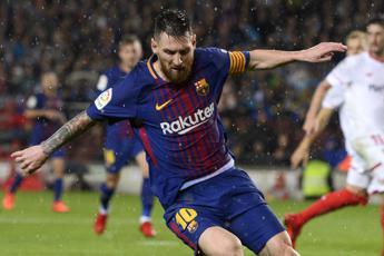 Messi rinnova, Barcellona 'a vita'