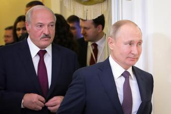 Proteste in Bielorussia, Lukashenko sente Putin
