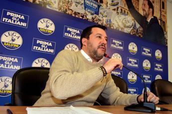 Salvini: Siamo in una Repubblica giudiziaria, la cambieremo