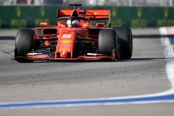 Ferrari, ufficiale l'addio di Vettel a fine 2020