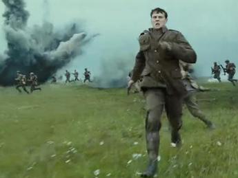 '1917' incassa sette Bafta e corre agli Oscar
