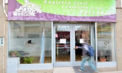 El domingo permanecer n abiertas las oficinas del registro for Oficinas registro civil