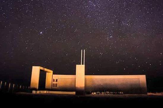 Resultado de imagen para memorial a los caídos y héroes de Malvinas del balneario El Cóndor.
