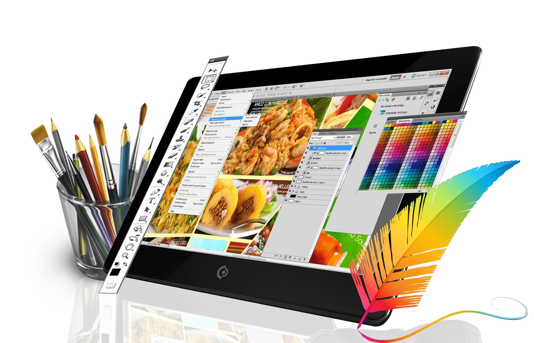 Formation design graphique pour apprendre le design web