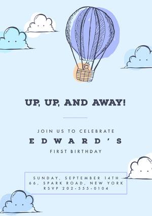 free party invitation templates adobe