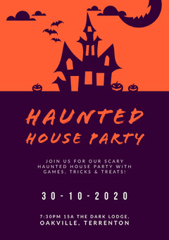 You can create your own free printable halloween invitation online with personalized text. Free Customizable Halloween Party Invitations Adobe Spark