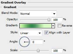 Crear un efecto de texto espectacular estilo en Photoshop CS3