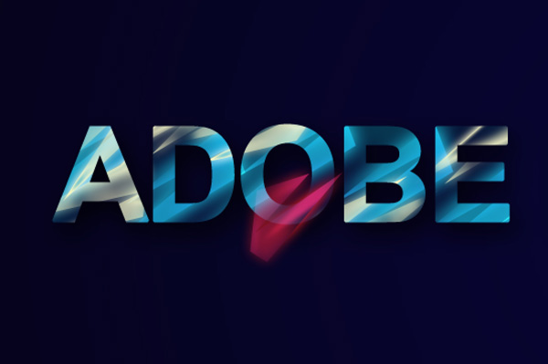 How to create amazing colorful text effect in Photoshop CS5