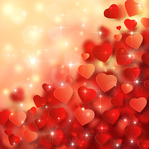 How To Create Amazing Valentines Day Background With