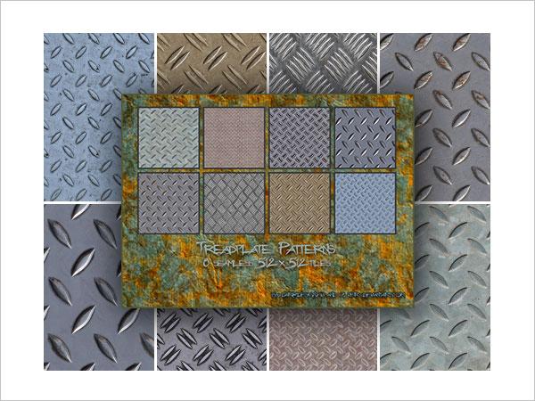 Tread Plates Patterns
