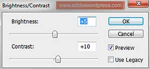 CSS Brightness Contrast