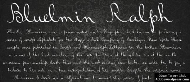 Bluelmin Ralph