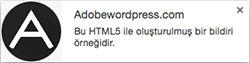 html5-notification