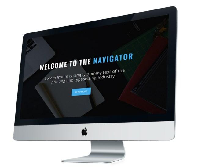 navigator-template