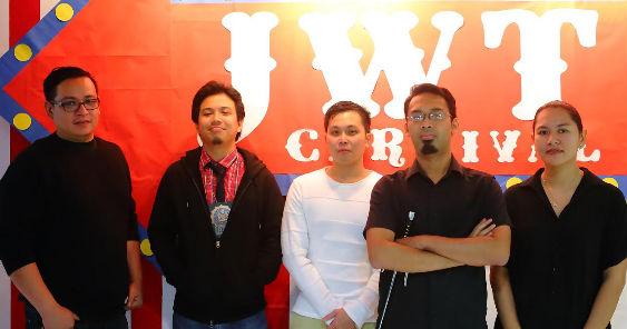 JWT Manila elevates five senior creatives to ACD