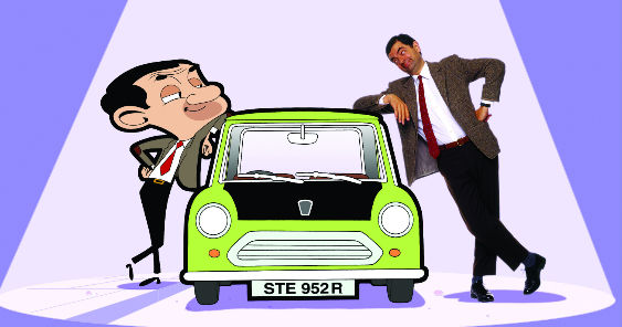 Turner appointed licensing agent for Mr Bean in Asia